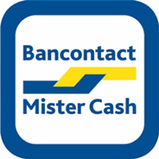 Bancontact mister Cash logo