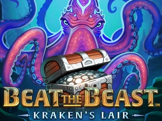 Beat the Beast Kraken's Lair Logo