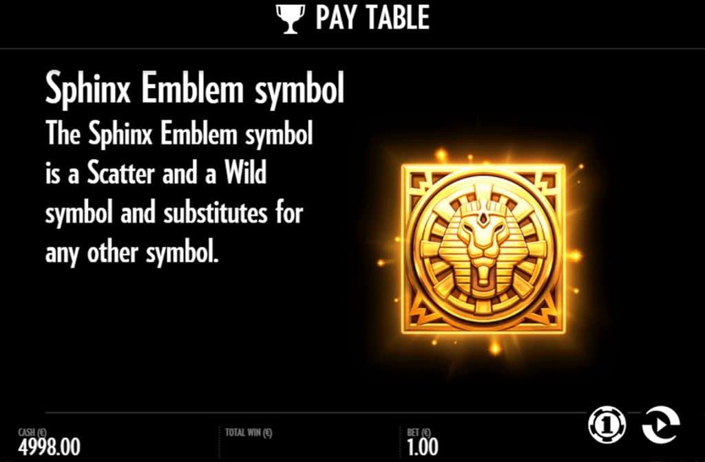 De Wild en Scatter symbolen kunnen voor mooie geldprijzen zorgen