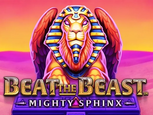 Beat the Beast Mighty Sphinx Logo3