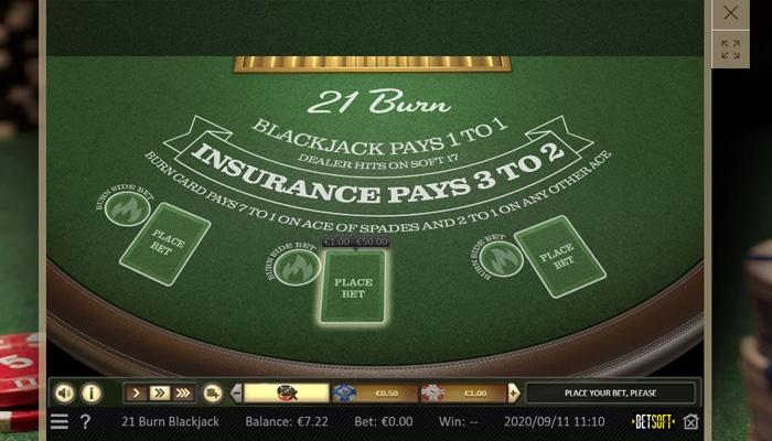 Blackjack zonder echte dealer is saai