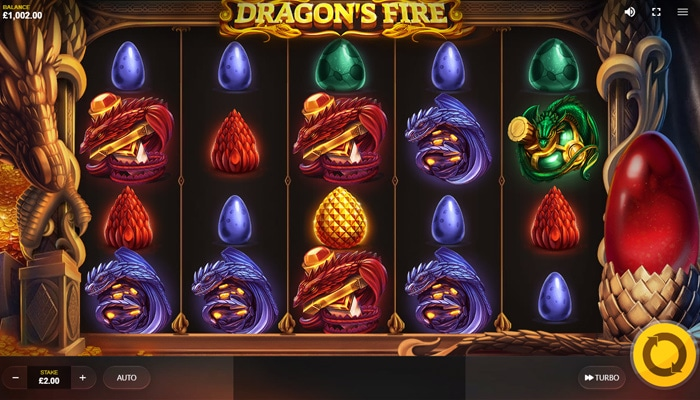 Dragon's Fire Gameplay