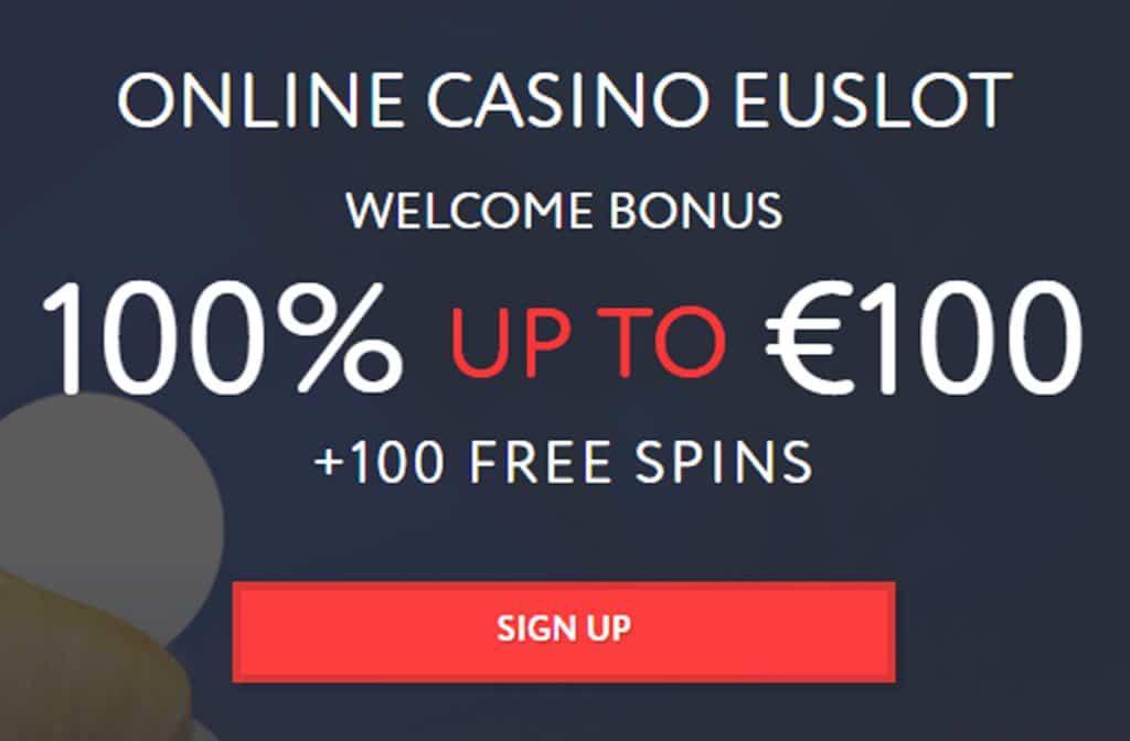 EUslot Casino heeft een mooie welkomstbonus voor je klaar staan