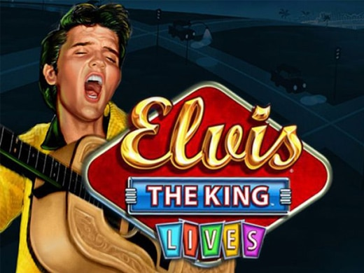 Elvis the King Lives Logo1