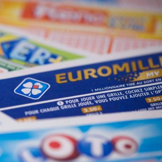 Euromillions jackpot gevallen