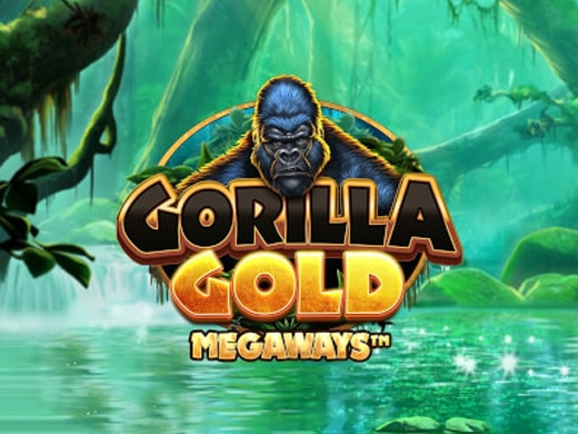 Gorilla Gold Megaways Logo1