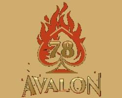 Logo zijkant Avalon 78 Casino