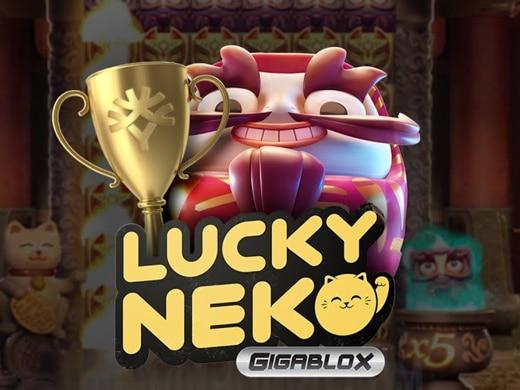 Lucky Neko Gigablox Logo2
