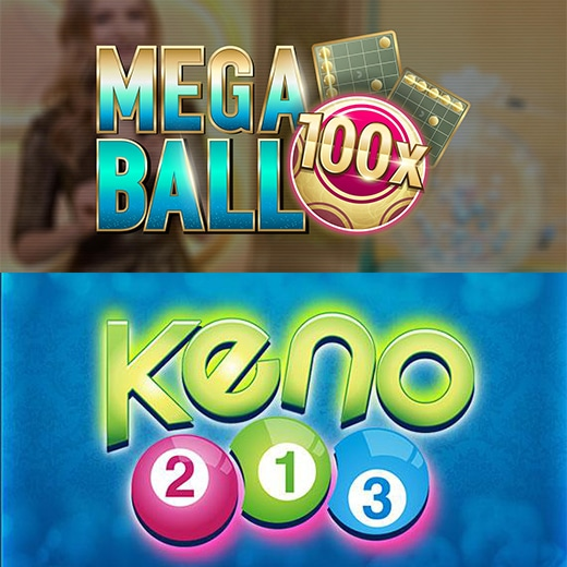 Mega Ball of Keno