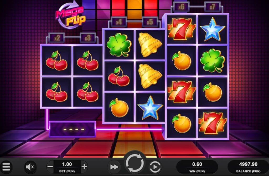 Deze fruitautomaat is ontwikkeld door spelprovider Relax Gaming