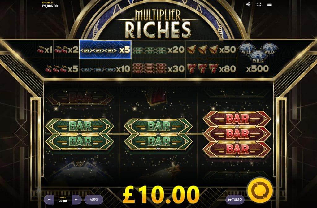 Deze fruitautomaat is ontwikkeld door spelprovider Red Tiger Gaming