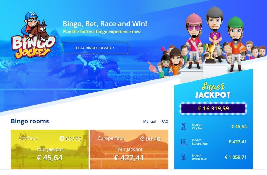 Bij One Casino kun je ook Bingo spelen
