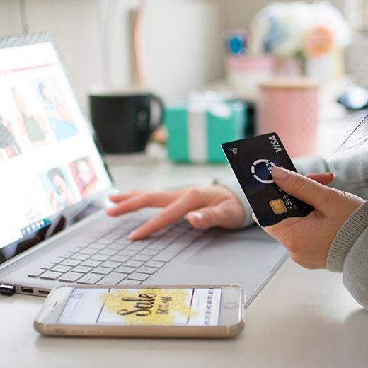 Online betalen populair