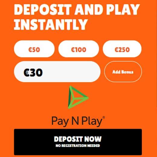 Pay N Play veel gebruikt