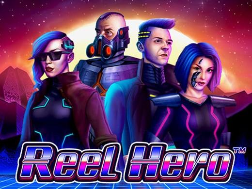 Reel Hero Logo