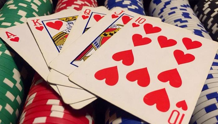 Royal Flush is de allerbeste hand in poker