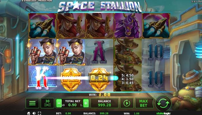 Space Stallion Gameplay