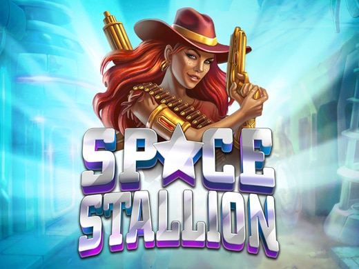 Space Stallion Logo2
