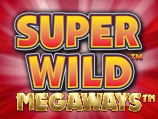 Super Wild Megaways Logo