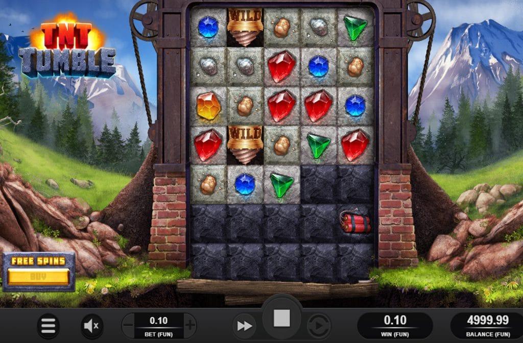 Deze gokkast is ontwikkeld door spelprovider Relax Gaming