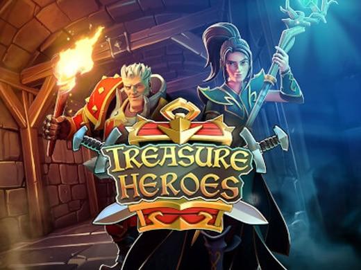 Treasure Heroes Logo