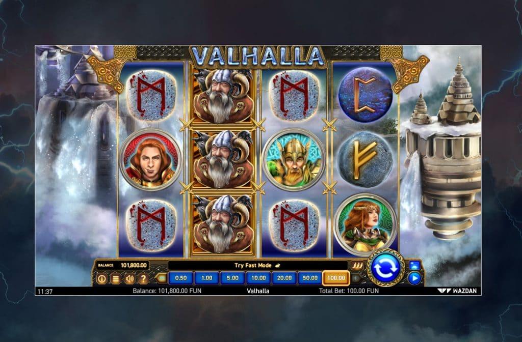 Deze stoere, goed uitgewerkte gokkast is ontwikkeld door spelprovider Wazdan