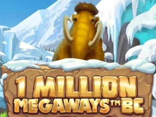 1 Million Megaways BC Logo1