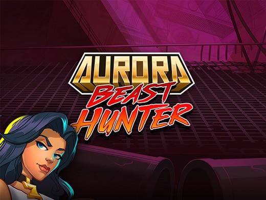 Aurora Beast Hunter Logo