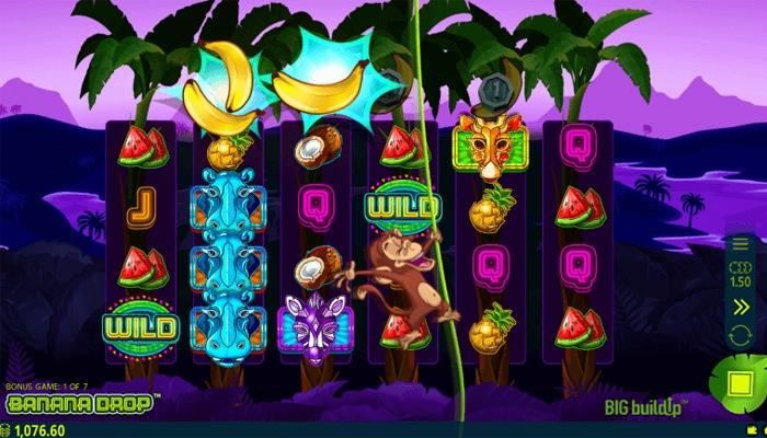 Banana Drop Gameplay