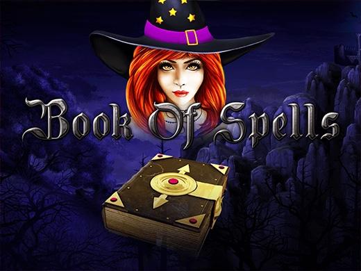 Book of Spells Tom Horn1 Gaming Gokkast