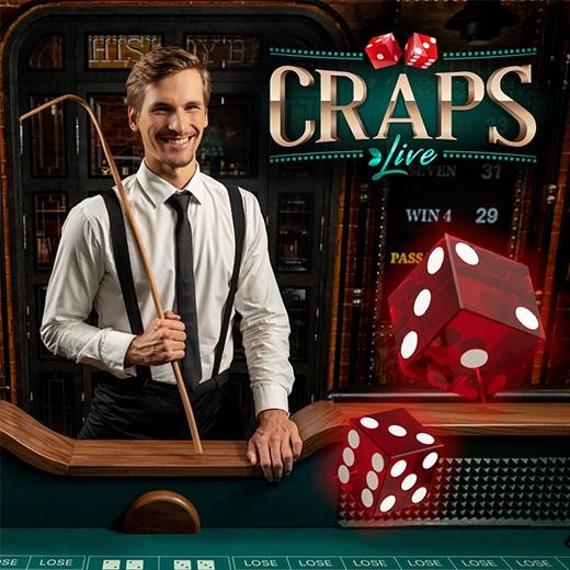 Craps Live online