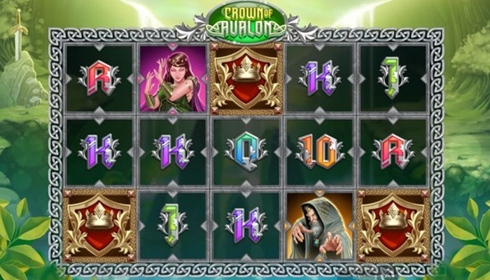 Crown of Avalon Gameplay