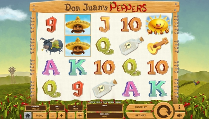 Don Juan's Peppers Gameplay