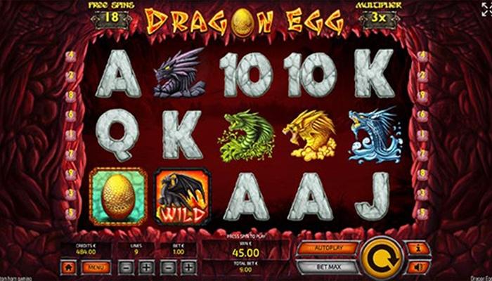 Dragon Egg Gameplay