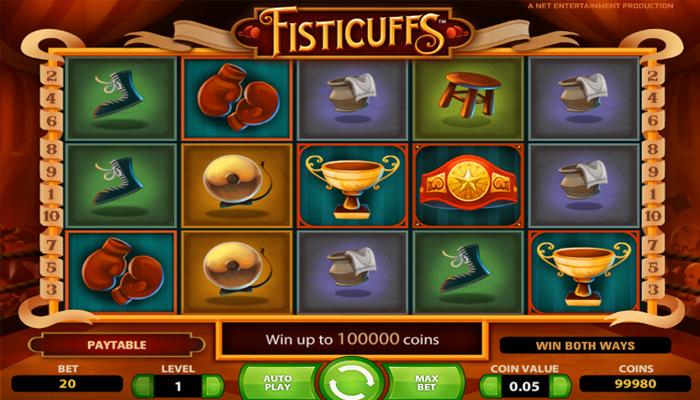 Fisticuffs Gameplay