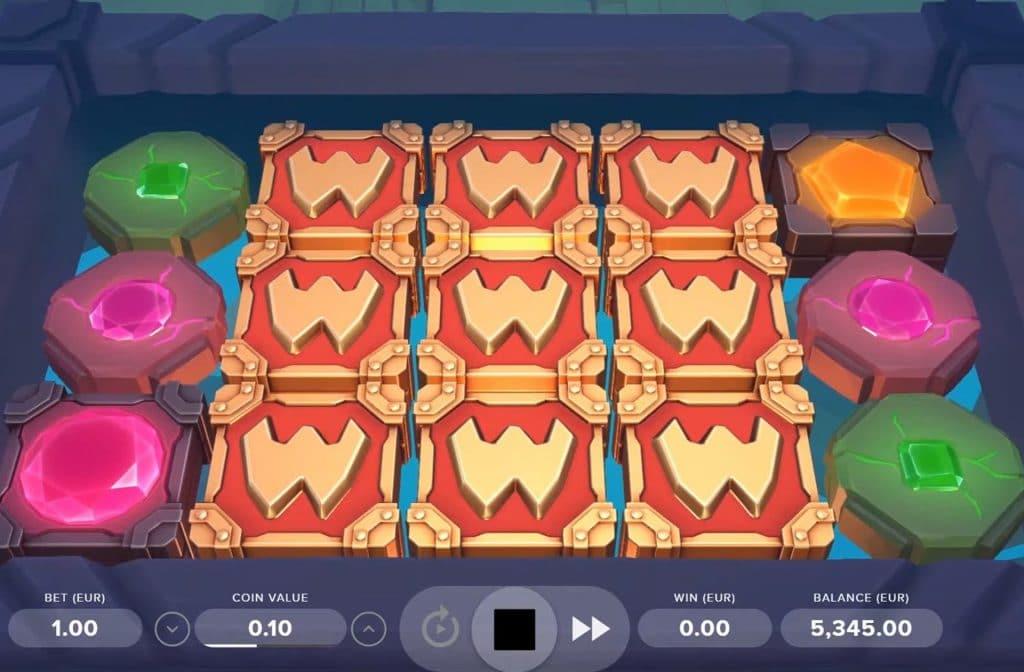 De Gems of Adoria gokkast is ontwikkeld door spelprovider NetEnt