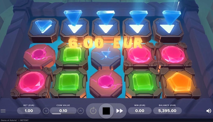 Gems of Adoria Gameplay