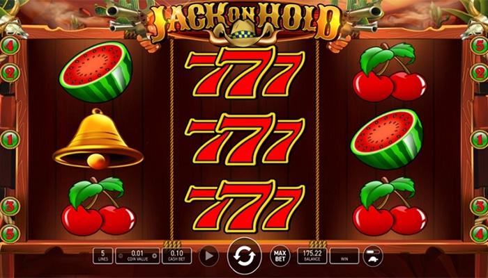 Jack on Hold Gameplay
