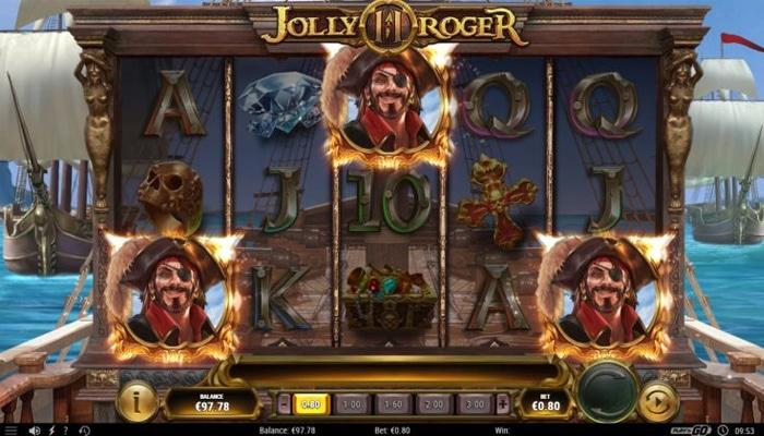 Jolly Roger 2 Gameplay