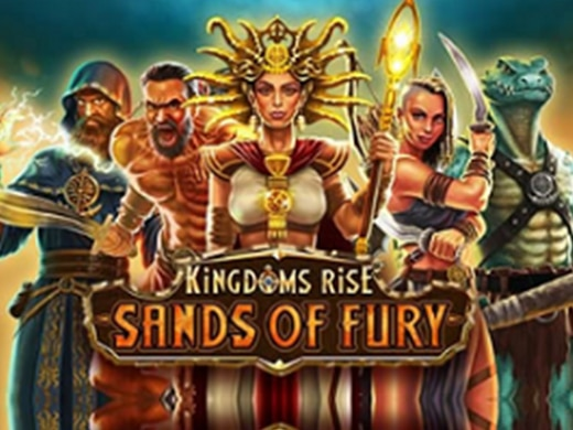 Kingdoms Rise Sands Of Fury Playtech