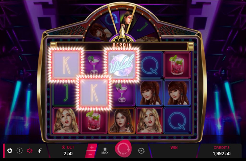 De Ladies Nite 2 Turn Wild is ontwikkeld door spelprovider Microgaming