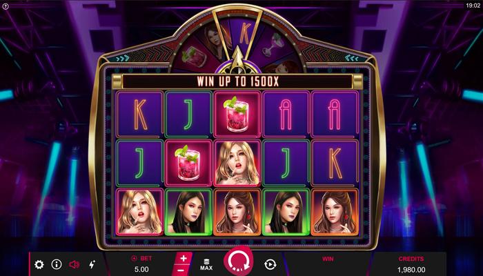 Ladies Nite 2 Turn Wild Gameplay
