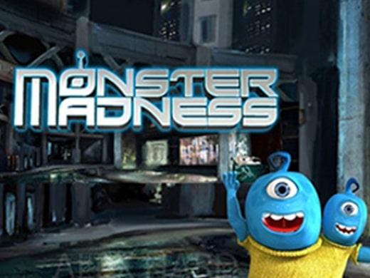 Monster Madness Tom Horn Gaming Gokkast