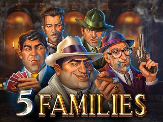 5 Families Logo