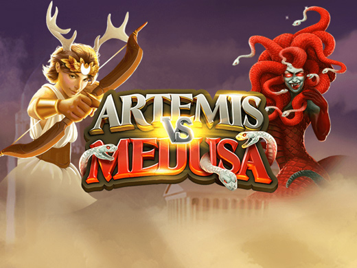 Artemis vs Medusa Logo3