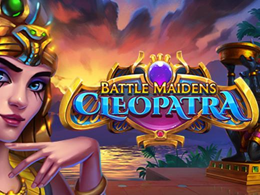 Battle Maidens Cleopatra Logo