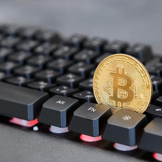 Bitcoin en casino