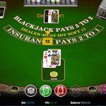 Blackjack dilemma tafel stoel