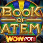 Book of Atem Wowpot Jackpot