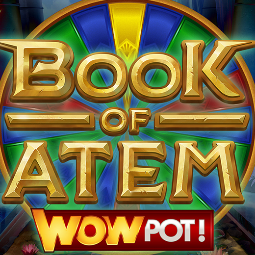 Book of Atem Wowpot Jackpot
